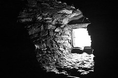 St. David's Cathedral (@AnnerleyJphotos) Tags: blackandwhite bnw britain bw cathedral cymru david gb light mono pembrokeshire saint sirbenfro stdavids stone uk wales welsh window