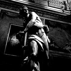 Bernini, David - Galleria Borghese, Roma (pom.angers) Tags: panasonicdmctz30 february 2017 villaborghese rome roma lazio italia italy europeanunion sculpture statue bernini lebernin 17thcentury david galleriaborghese 100 150