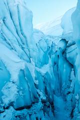 Matanuska Glacier-10 (WorbJay) Tags: alaska glacier blue winter snow ice mountains hike white