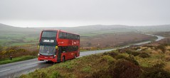 Rural Tinner (jep2510) Tags: uk england cornwall public transport bus buses red rural remote st ives