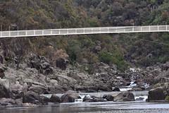 Walkway over water at Cataract Gorge (Luke6876) Tags: walkway water rocks gorge cataractgorge launceston tasmania