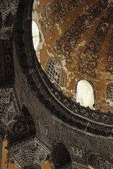 (Josieroo13) Tags: istanbul notconstantinople hagiasofia architecture wanderlust travel citybreak turkey religiousbuildings gold dome arches artwork decorative ayasofya