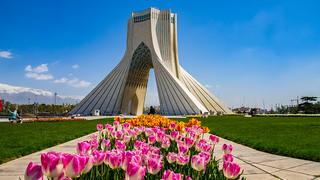 Azadi Tower II, Tehran, 20170408