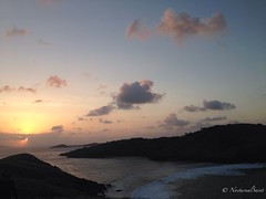 Blithetography at Calaguas (nocturnalsaint) Tags: philippines calaguas camarines nocturnalsaint norte photography blithetography nature beach isla island sand rocks sunset sunrise overlooking sky