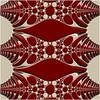 Oxygen Binding (Ross Hilbert) Tags: fractalsciencekit fractalgenerator fractalsoftware fractalapplication fractalart algorithmicart generativeart computerart mathart digitalart abstractart fractal chaos art kleinian apolloniangasket circleinversion tiling orbittrap