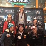 Big White Western Ski Cross Finals U16 WOMEN RACE 1b PHOTO CREDIT: Todd Cashin