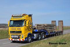 STODDART CRANE HIRE VOLVO FH 480 N200 SCH (denzil31) Tags: stoddartcranehire muiroford volvofh 480 stgocat2 volvotrucks lowloaderhire kelsalightbar heavyhaulage heavycranedivision