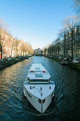 Amsterdam Canal Cruise (jonshort58) Tags: 2017 amsterdam march canal cruise cruiseboat classic