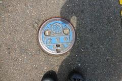Fukushima utility (Stop carbon pollution) Tags: japan 日本 honshuu 本州 touhoku 東北 fukushimaken 福島県 manhole