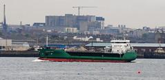 Ships of the Mersey - Arklow Fern (sab89) Tags: river mersey ships arklow fern cargo garston docks belfast green lia survey