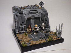 253rd Application-The Mission (Elven Ranger) Tags: lego star wars clone troopers