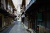 大崎上島の古い町並み