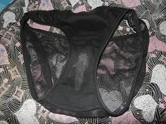 Kay Panties (Kay Komono Panties) Tags: panties sexy wornpanties crotch lingerie nylonpanties