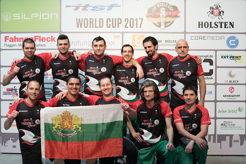 Team Bulgaria Men D2