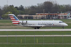 PSA Airlines (American Eagle) // Bombardier CRJ-200ER // N249PS (cn 7926) // KDAY 4/14/17 (Micheal Wass) Tags: day kday jamesmcoxdaytoninternationalairport daytoninternationalairport oh jia psa psaairlines bluestreak americaneagle canadair crj crj200 canadaircrj200 crj200er canadaircrj200er bombardier bombardiercrj200 bombardiercrj200er crj2 n249ps aerotagged aero:airline=jia aero:man=bombardier aero:model=crj aero:series=200 aero:special=er aero:tail=n249ps aero:airport=kday