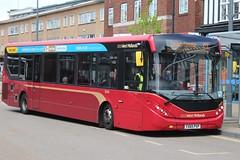National Express West Midlands Alexander Dennis Enviro200 MMC 2249 (YX65 PXP) (Acocks Green) 'Shakira' (john-s-91) Tags: nationalexpresswestmidlands alexanderdennisenviro200mmc 2249 yx65pxp solihull routes1
