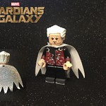 Custom Lego Guardians of the Galaxy - The Collector thumbnail