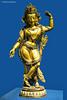 DSC4068 Kŗṣṇa bailando, siglo XVIII, Museo Príncipe de Gales, Mumbai