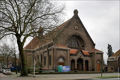 Тилбург, Голландия, Костел св. Маргариты Марии (zzuka) Tags: тилбург голландия tilburg netherlands