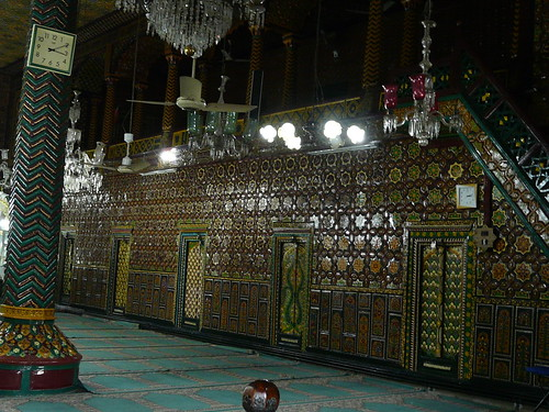 Khanqa Shah Hamdan Srinagar Interior