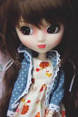 Alte (L a l e t t e *) Tags: fashion doll wig pullip alte leekeworld rewigged