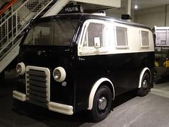 "1950 DAF A10 ""Politie"" (harry_nl) Tags: netherlands museum nederland police eindhoven a10 daf 2014 politie"