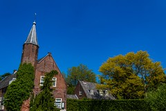 (McQuaide Photography) Tags: holland building haarlem netherlands architecture canon garden eos europe nederland dslr gebouw 100d kweektuin huisterkleef mcquaidephotography