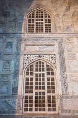 Mausoleum Marble 7878 (Ursula in Aus) Tags: india architecture taj tajmahal marble earthasia