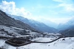 DSC_3323 (Altvod) Tags: nepal snow mountains wall landscape valley himalayas пейзаж горы снег стена непал नेपाल долина гималаи
