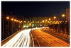 Palma de Mallorca night traffic. (Estela027) Tags: city longexposure night movement nightscape traffic palmademallorca nighttraffic nikond5000 estela027 photosfrommallorcabyestela027