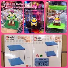 กล่องใส่ นาโนเลโก้ กล่องละ 120฿  +50฿ EMS มี 3 สี ดำ เขียวตอง เขียวเข้ม   เซท 3 สี รารา 300฿ +80฿ EMS   ขนาด กว้าง 8 cm x สูง 10 cm x ลึก 8 cm  #sweetlovermakeup #lego #nano #case #siambrandname