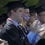 "<b>Commencement</b><br/> Luther College Commencement on Sunday, May 25, 2014. Photo by Breanne Pierce<a href=""http://farm3.static.flickr.com/2935/14096579089_d311bbe83d_o.jpg"" title=""High res"">∝</a>"