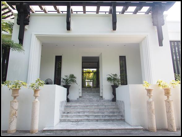 泰國曼谷住宿推薦 ▎The Siam Hotel 頂級奢華渡假飯店 (中) 環境及碼頭