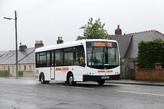 McNairn, Coatbridge DX07WEJ (busmanscotland) Tags: bus baker primo enterprise biddulph coatbridge plaxton mcnairn guideissue dx07wej