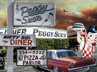 Nifty 50's Diner