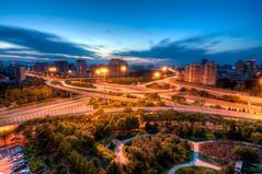 DSC_0708And8more_tonemapped (龙颜大悦) Tags: china beijing 北京 中国 hdr photomatix nikond90 健翔桥 tokinaaf1228mmf4