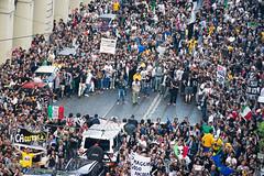 Imbecille (Alobooom) Tags: party torino italia jeep soccer via po festa turin juventus lapo calcio vecchia signora campionato agnelli