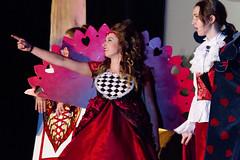 Alice @ Wonderland - St. Margaret's School Fine Arts Week 2014 (st_margarets) Tags: school st columbia victoria independent british sms margarets yyj allgirls alicewonderland