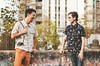 Jader la Cruz & Brian Koas Müller. Vortice Clothing (davidnunes_) Tags: camera boy urban david guy nature 35mm vintage 50mm photo cool nice nikon day photoshoot venezuela toycamera hipster retro hip