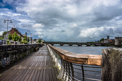 CLANCY STRAND IN LIMERICK (infomatique) Tags: ireland europe limerick limerickcity streetsphotography williammurphy infomatique streetsofireland streetsoflimerick