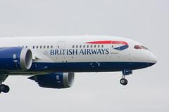 G-ZBJE (Al Henderson) Tags: london airport heathrow aviation 8 british ba boeing airways airliner lhr baw 787 dreamliner gzbje