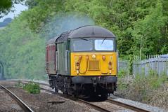 56303 (Milacikovic) Tags: grid dcr bruton diesellocomotive class56 56303 easleigh yeovilrailwaycentre devonandcornwallrailways devoncornwallrailways