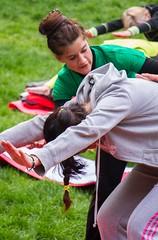 Androsmatin Pilates (groupe_andros) Tags: sport jus body combat parc matin vitalit androsmatin