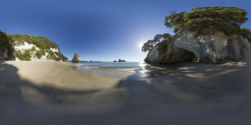 Cathedral Cove Beach