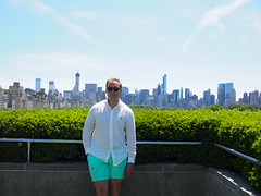 Rooftop at The Met!