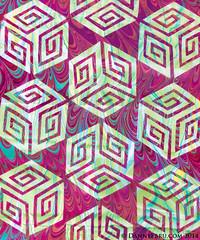 Ebru Art - Antahkarana (Lucid Optic Lab) Tags: original abstract art make yoga oregon portland spiral star design diy colorful paint acrylic pattern arte contemporary vibrant ooak kunst vivid printing cube yogi pdx meditation create marbled psychedelic cascade pnw chakra rainbowbridge swirling marbling kozo waterpainting vibrance ebru marbledpaper portlandsaturdaymarket portlandartist antahkarana ebruart ebrucu turkishpapermarbling dannyebru antahkaranaart