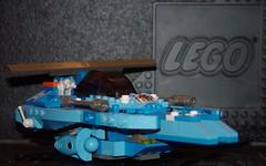 sportaside (fungandus) Tags: lego legos snot moc afol fzero lazytown sportacus fzerox advancedbuildingtechniques snottechnique