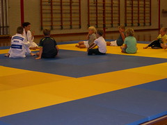 "zomerspelen 2013 Judo clinic • <a style=""font-size:0.8em;"" href=""http://www.flickr.com/photos/125345099@N08/14406095044/"" target=""_blank"">View on Flickr</a>"