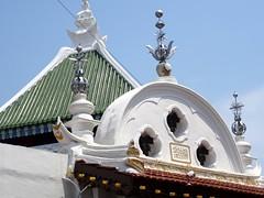 La mosquée Masjid Kampung Hulu