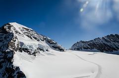 Top of Europe (JungFrauJoch) (SG.NikonD7000) Tags: snow ice landscape iso100 nikon swiss glacier jungfraujoch vr jungfrau 18105 topofeurope 18105mm d7k d7000 nd7k